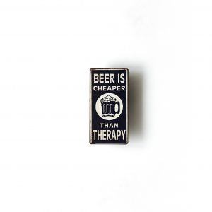 Magnet- Beer is cheaper than therapy
