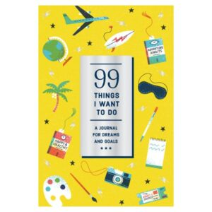 99 Things I Want to Do journal