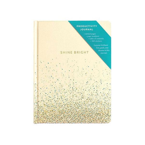 Anteckningsbok-A5—Shine-Bright-Productivity-Journal
