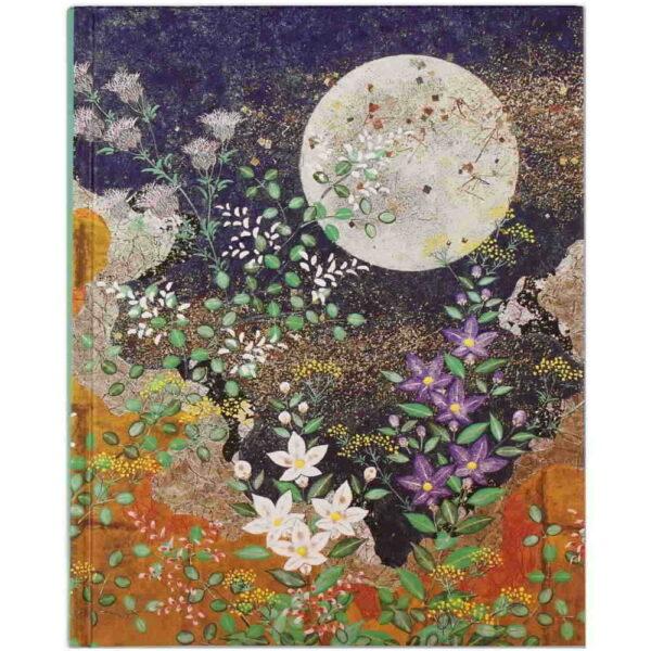 Anteckningsbok Autumn moon journal hård pärm