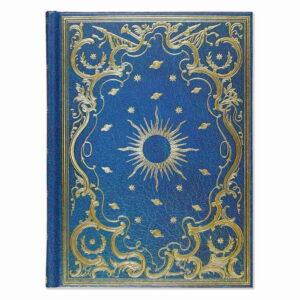 Anteckningsbok Celestial journal hård pärm