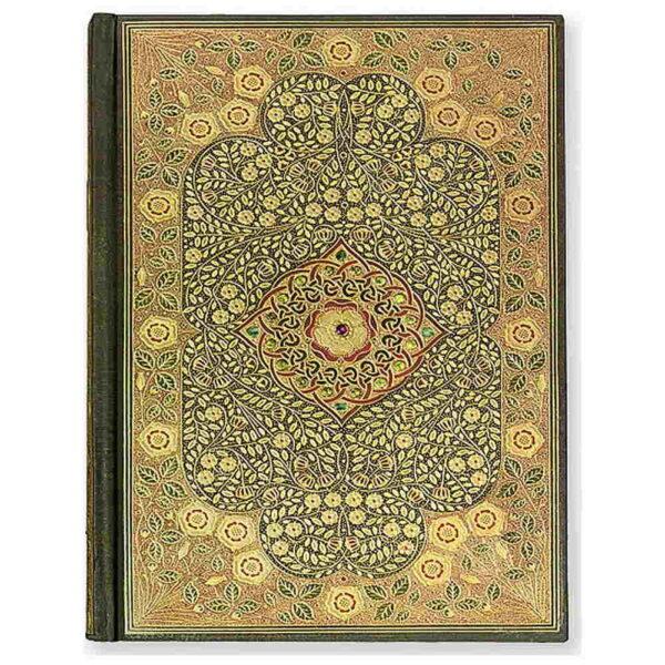 Anteckningsbok Filigree journal hård pärm