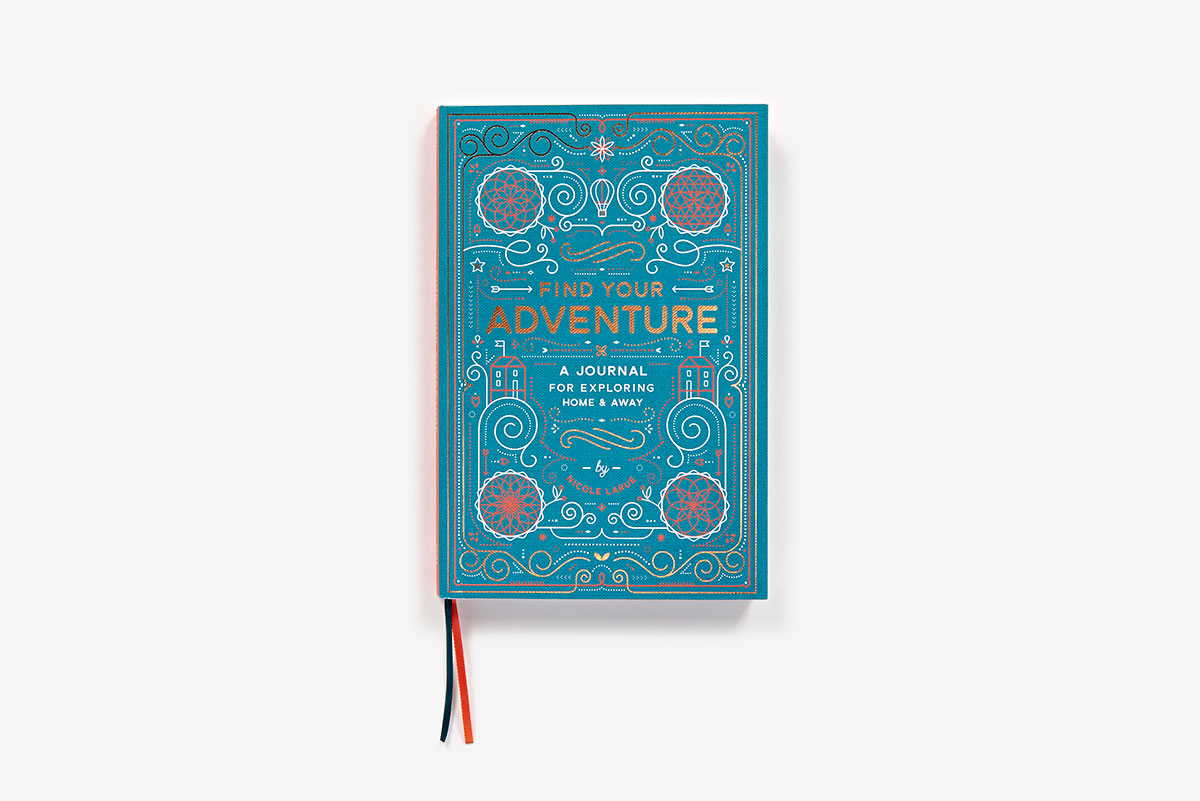 Find your adventure resejournal