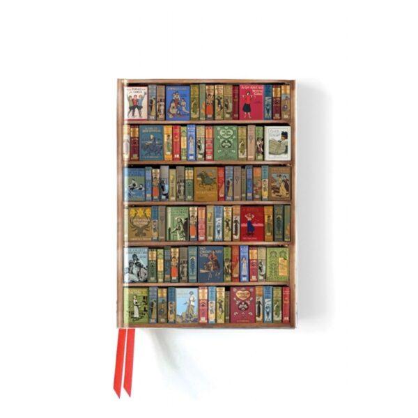 Anteckningsbok High jinks bookshelves girls journal