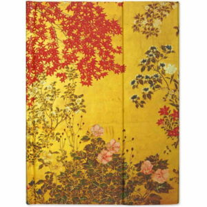 Anteckningsbok Japanese screen journal hård pärm