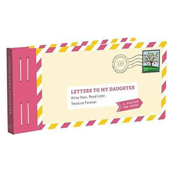 Fyll i bok Letters to my daughter