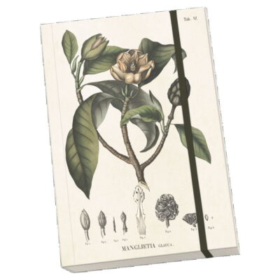 Anteckningsbok magnolia mjuk pärm