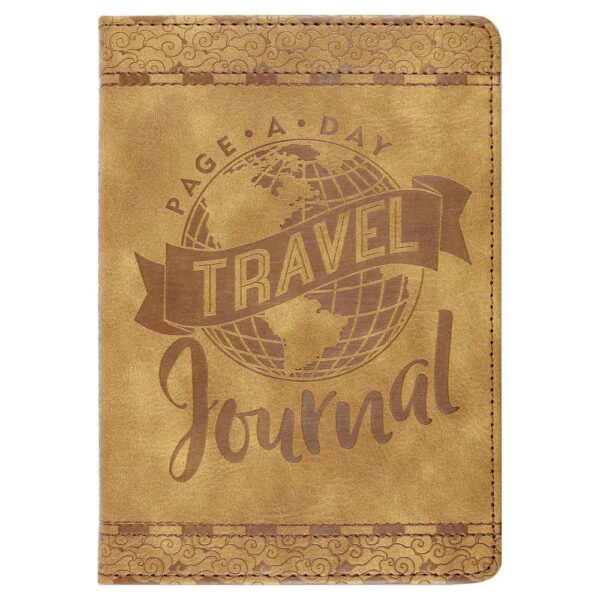 Resedagbok Travel journal