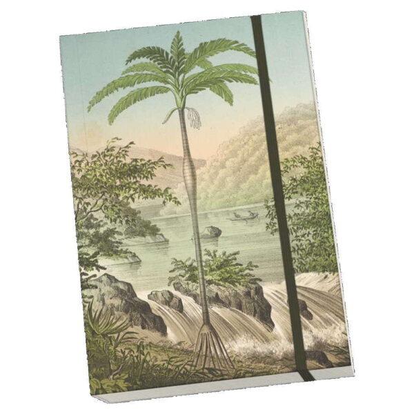 Anteckningsbok palm mjuk pärm