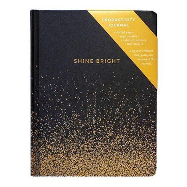 Shine bright svart