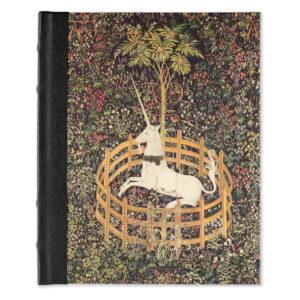 Anteckningsbok Unicorn tapestry hård pärm