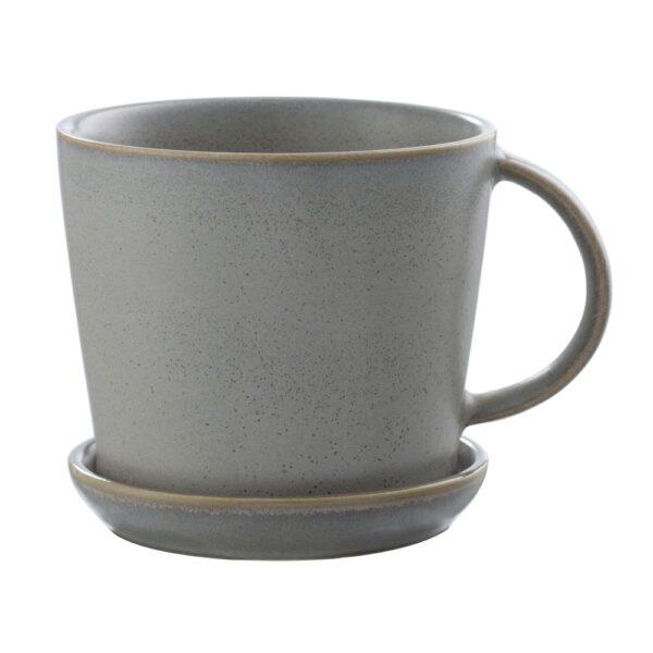 Ernst kopp 8,5cm grå