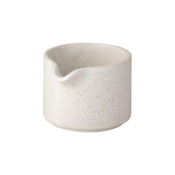Ernst mjölkkanna 7cm vitprickig