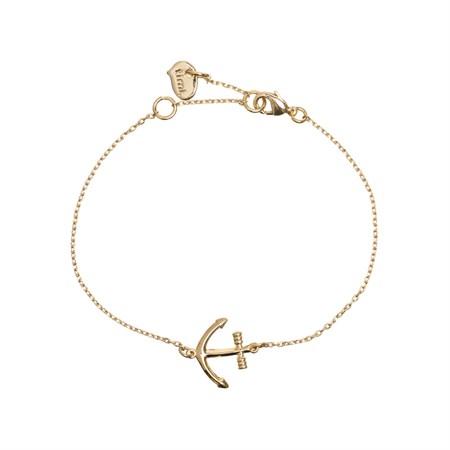Ankare Armband Guld