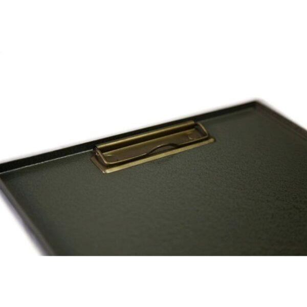 Clipboard metall A4 detalj