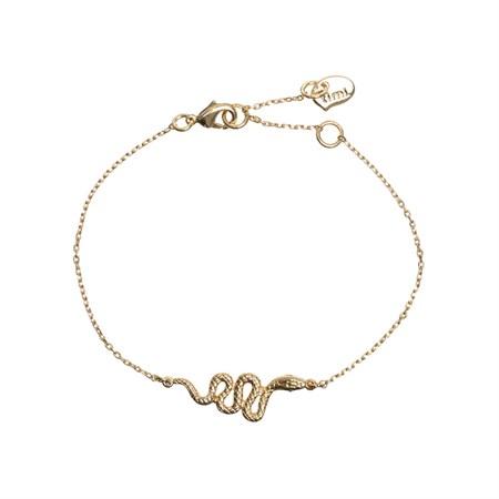 Orm Guld Armband
