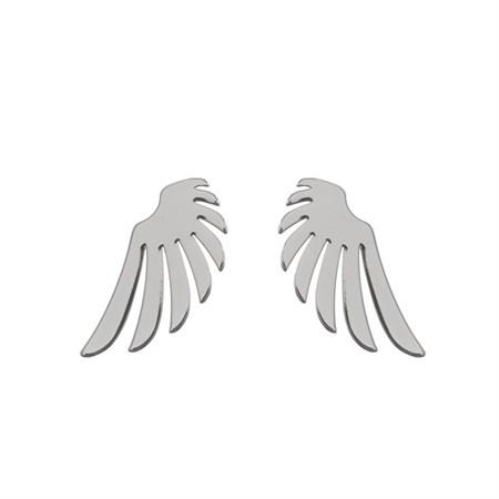 Vingar Örhänge Silver