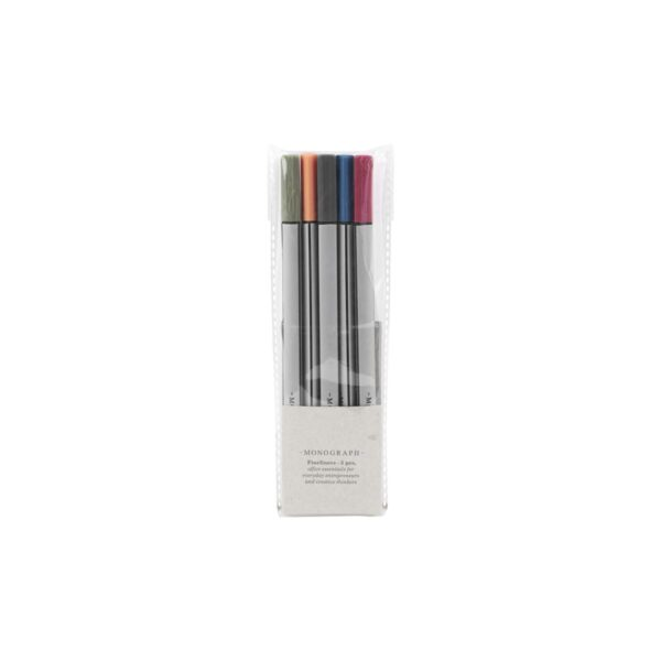 Pennor Fineliners 5st