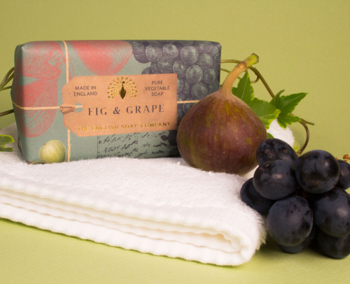 Tvål Fikon Grape miljö