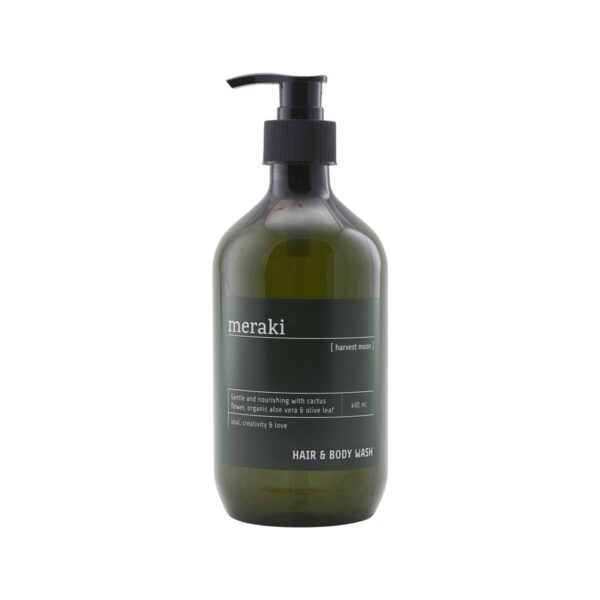 Hair & body wash, Harvest moon -SPA
