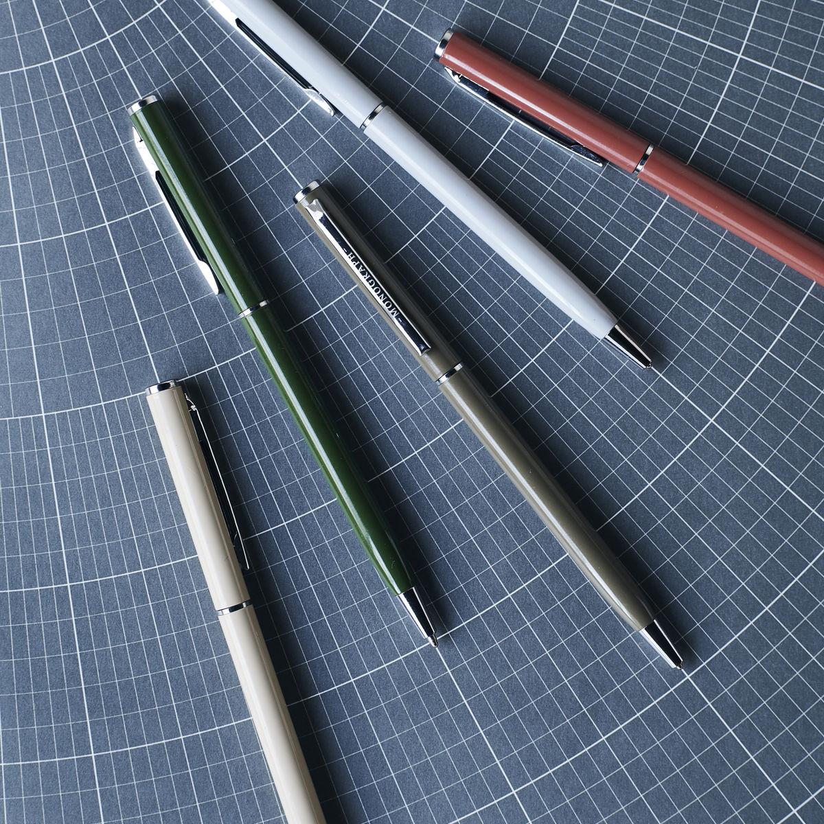 Bläckpenna m. svart bläck Norm