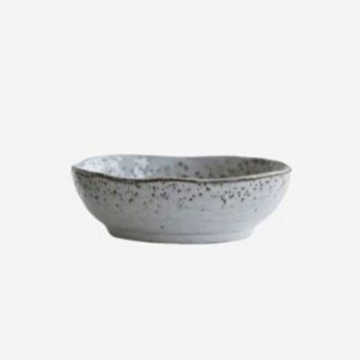 Skål i rustik keramik