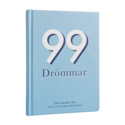 En bok om dina drömmar och bucketlist