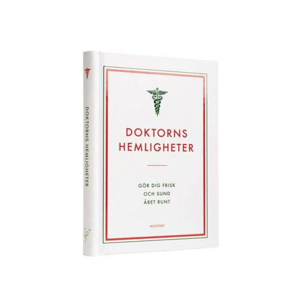 En presentbok om doktorns hemligheter