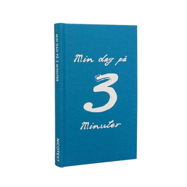 Min dag på tre minuter bok