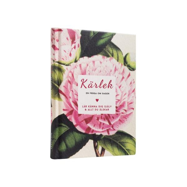 En bok om kärlek presentbok till en vän