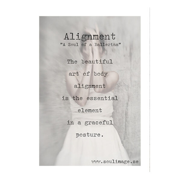 Allignment-Budskap