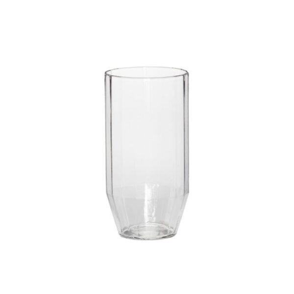 Dricksglas i klarglas