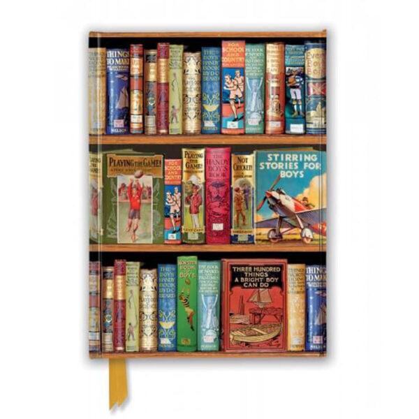 Anteckningsbok – Boys adventure book journal