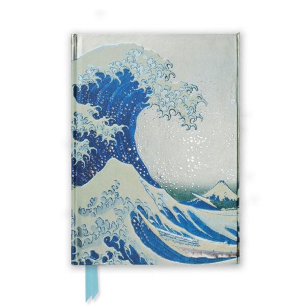 Anteckningsbok - Hokusai: The Great Wave