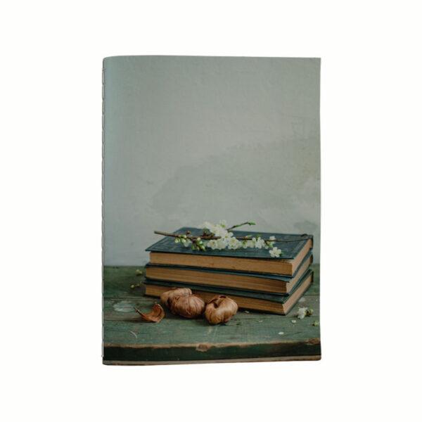 Anteckningsbok-sommarböcker