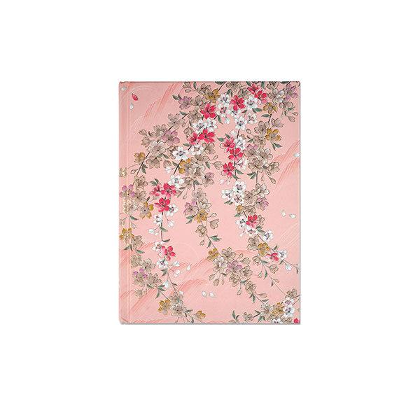Anteckningsbok Cherry Blossom Journal med körsbärsblommor