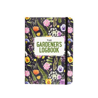 Gardener's Logbook för den trädgårdsintresserade