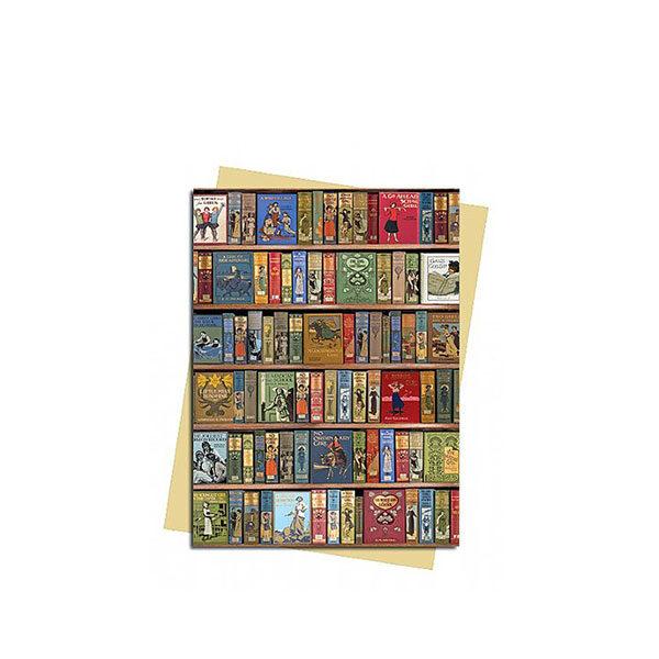Vykort - High Jinks Bookshelves