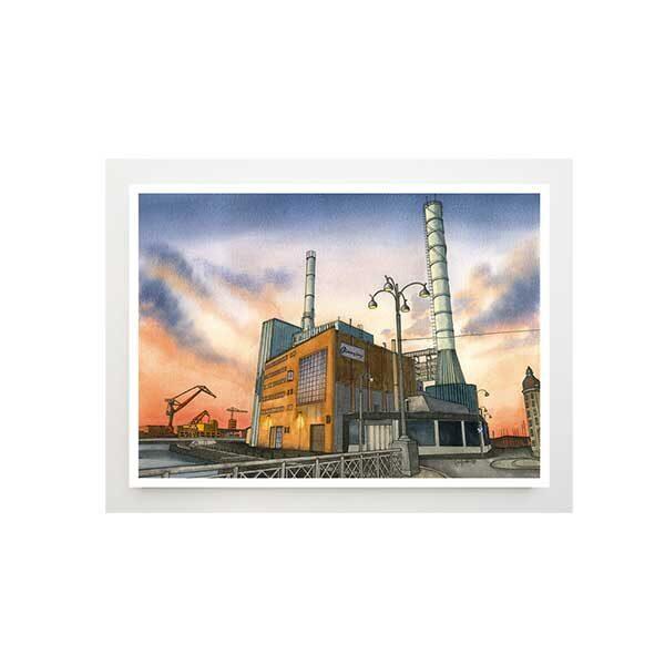 Konstkort-Rosenlundsverken