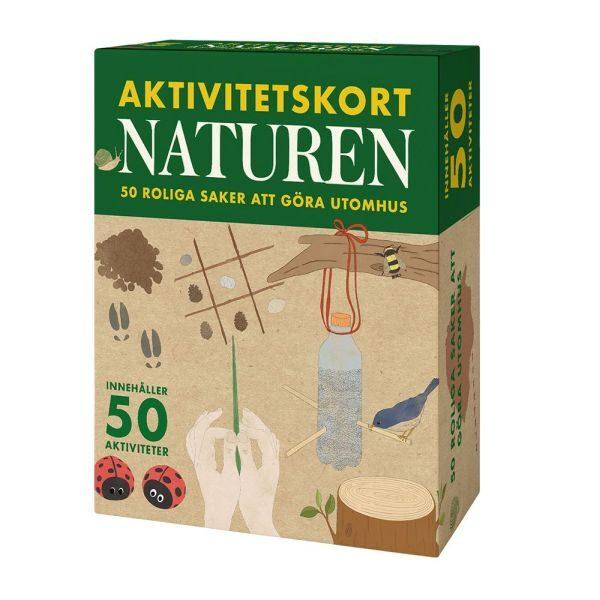 Aktivitetskort naturen