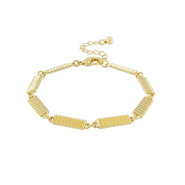 Armband Björk Link i Guld
